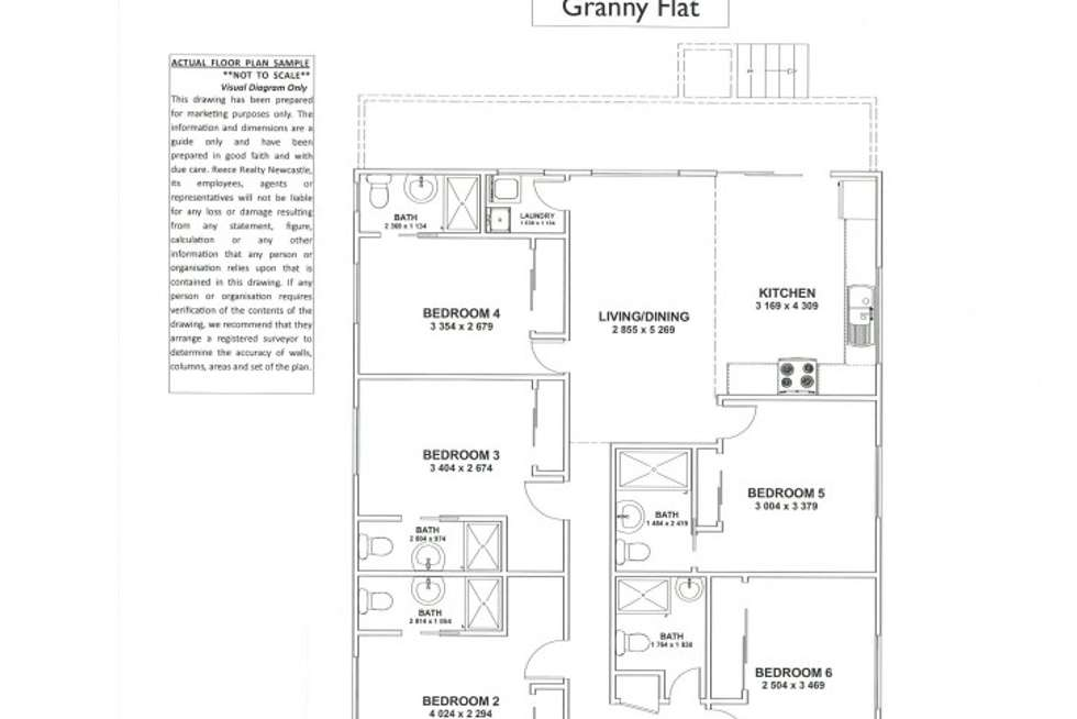 Floorplan of Homely house listing, 65 Fussell Street, Birmingham Gardens NSW 2287