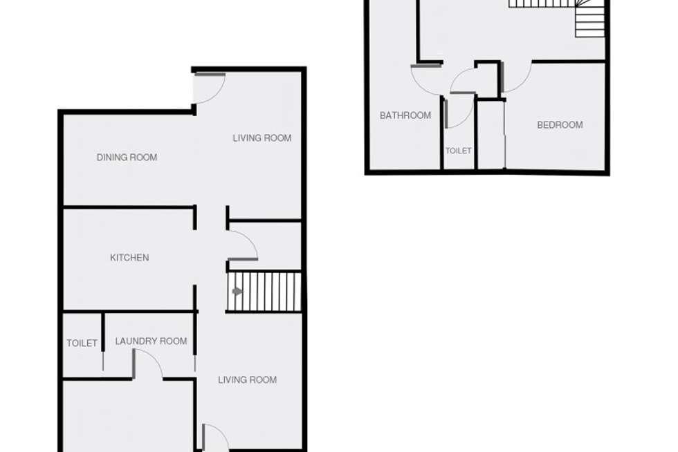 Floorplan of Homely unit listing, 6/3-5 Mosman Place, Raymond Terrace NSW 2324