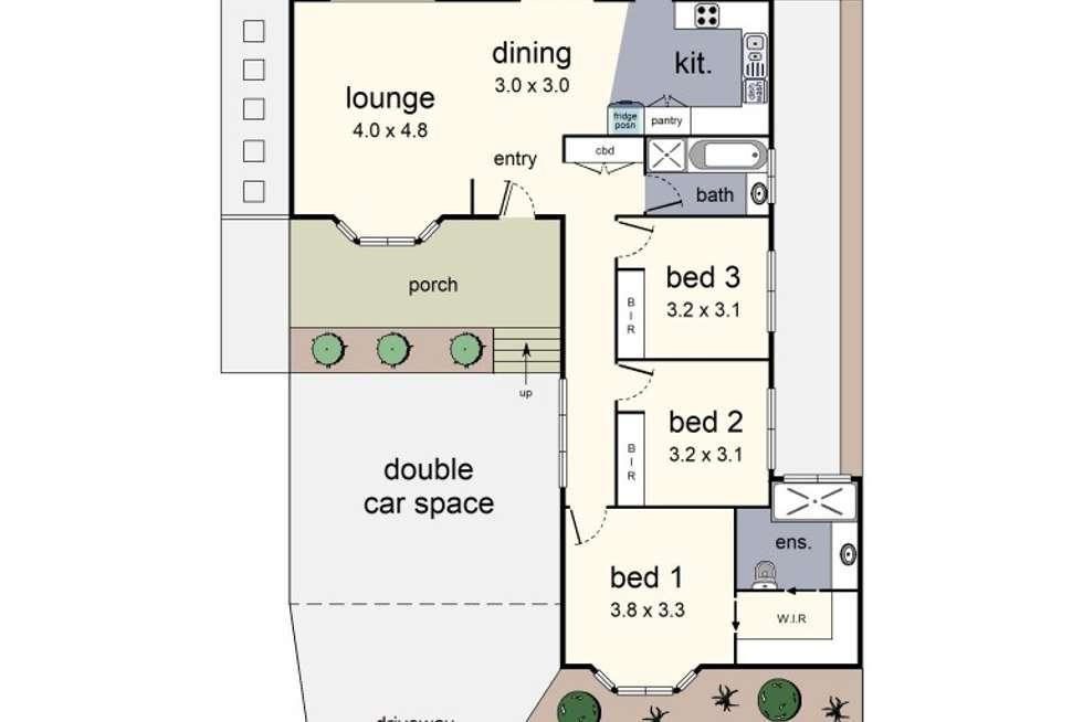 Floorplan of Homely house listing, 149 Liverpool Road, Kilsyth VIC 3137