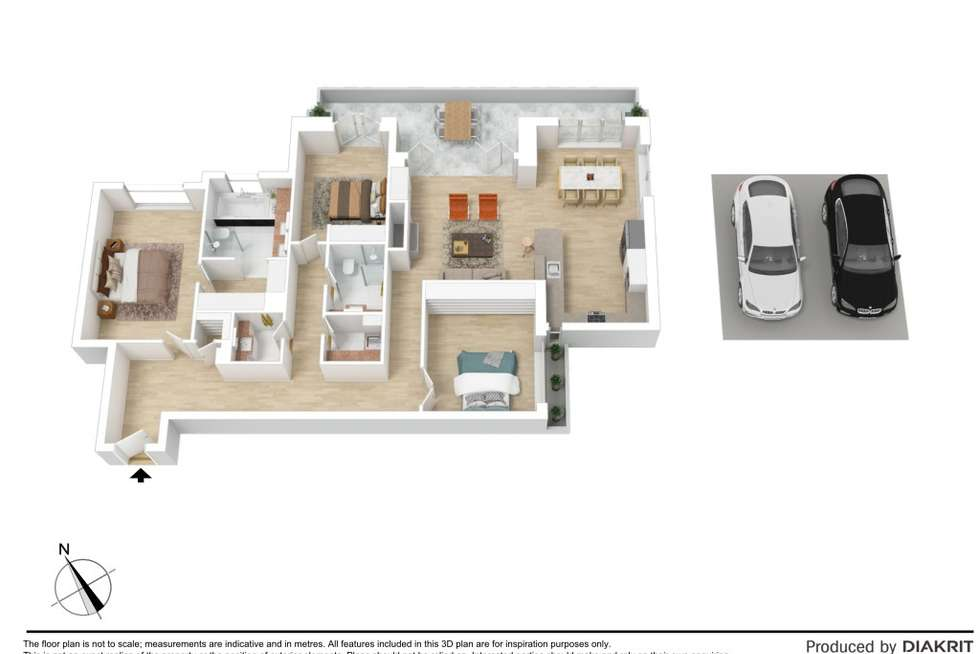 Floorplan of Homely apartment listing, 10/11-13 Well Street, Brighton VIC 3186