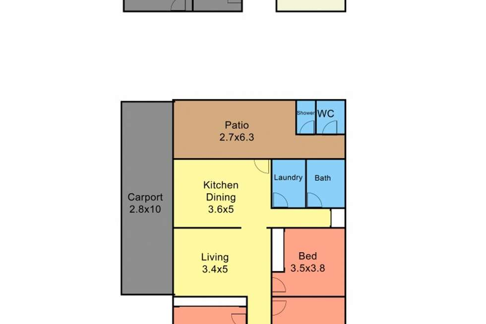Floorplan of Homely house listing, 139 Kings Road, New Lambton NSW 2305
