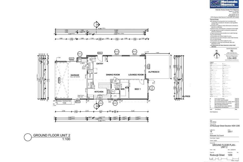 Floorplan of Homely house listing, 15 North Street, Stockton NSW 2295