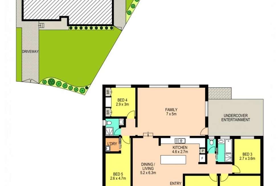 Floorplan of Homely house listing, 9 Christine Street, Northmead NSW 2152