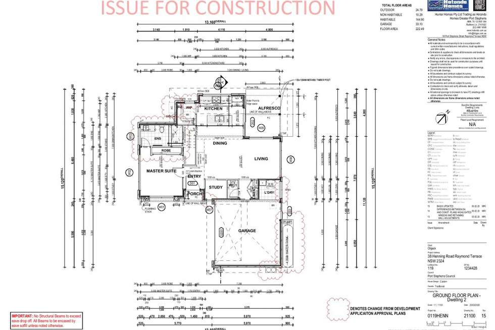 Floorplan of Homely house listing, 38A Henning Road, Raymond Terrace NSW 2324