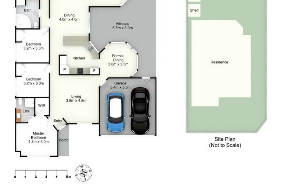 Floorplan of Homely house listing, 2 Harriet Close, Raymond Terrace NSW 2324