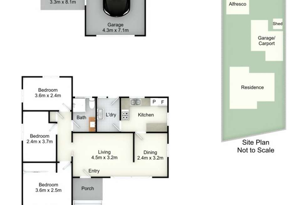 Floorplan of Homely house listing, 38 Charles Street, Raymond Terrace NSW 2324