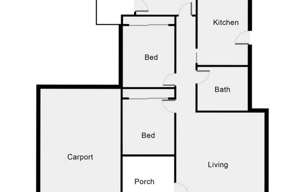 Floorplan of Homely house listing, 19 Kinross Street, Raymond Terrace NSW 2324