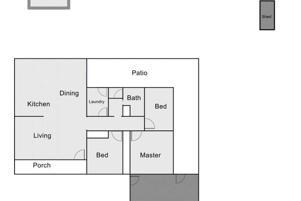 Floorplan of Homely house listing, 24 Elwin Road, Raymond Terrace NSW 2324