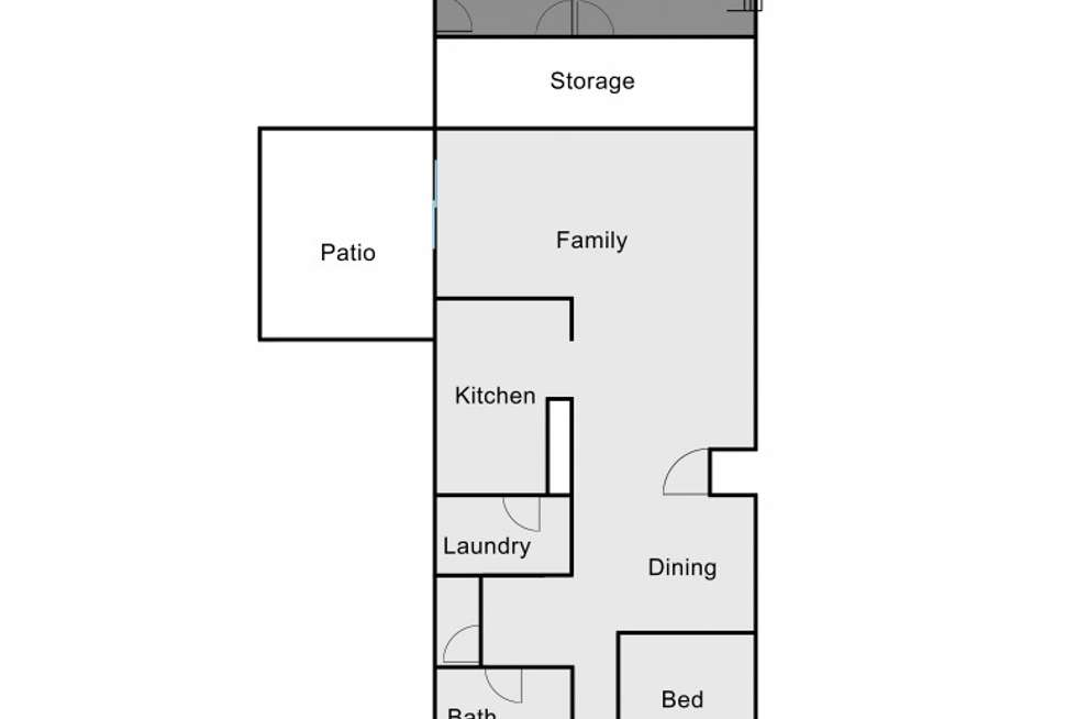 Floorplan of Homely house listing, 5 Robert Campbell Drive, Raymond Terrace NSW 2324