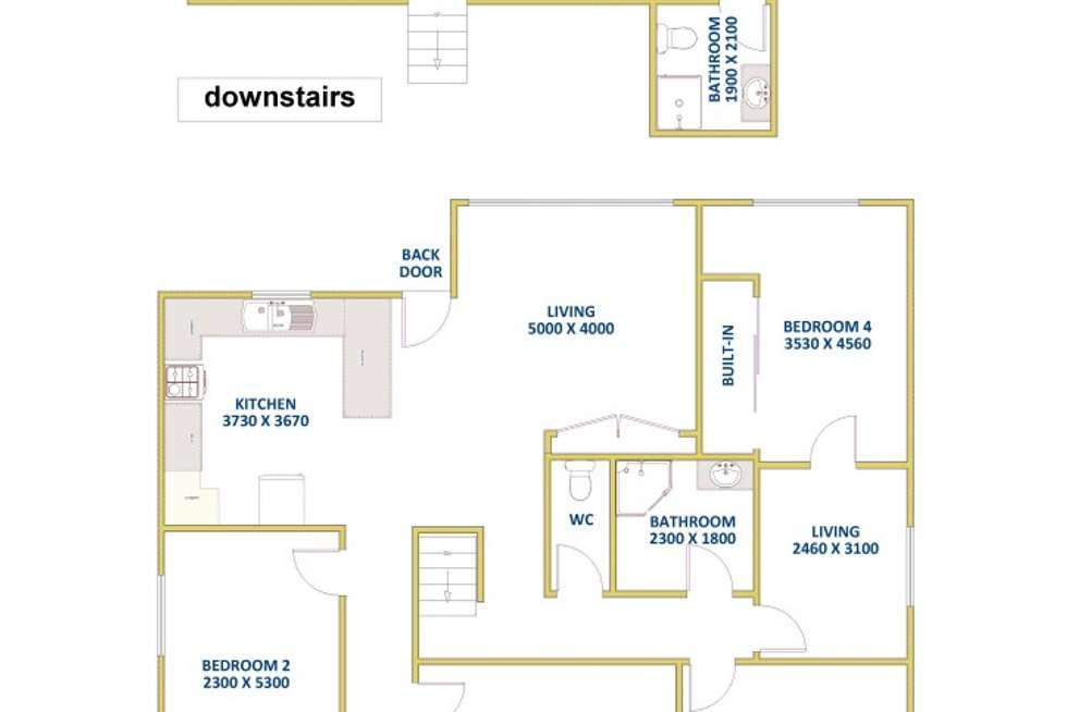 Floorplan of Homely house listing, 39 Naughton Avenue, Birmingham Gardens NSW 2287