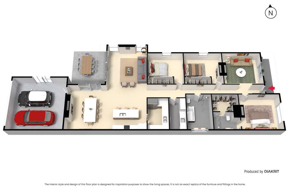 Floorplan of Homely house listing, 10 Bayview Street, Elsternwick VIC 3185