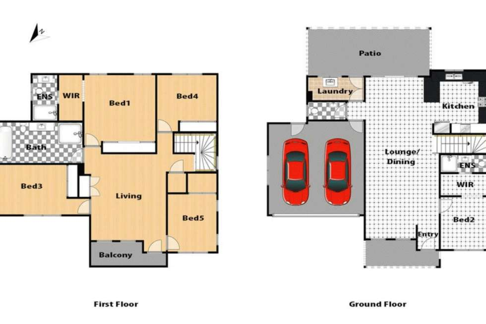 Floorplan of Homely house listing, 28B Kerr Street, Appin NSW 2560