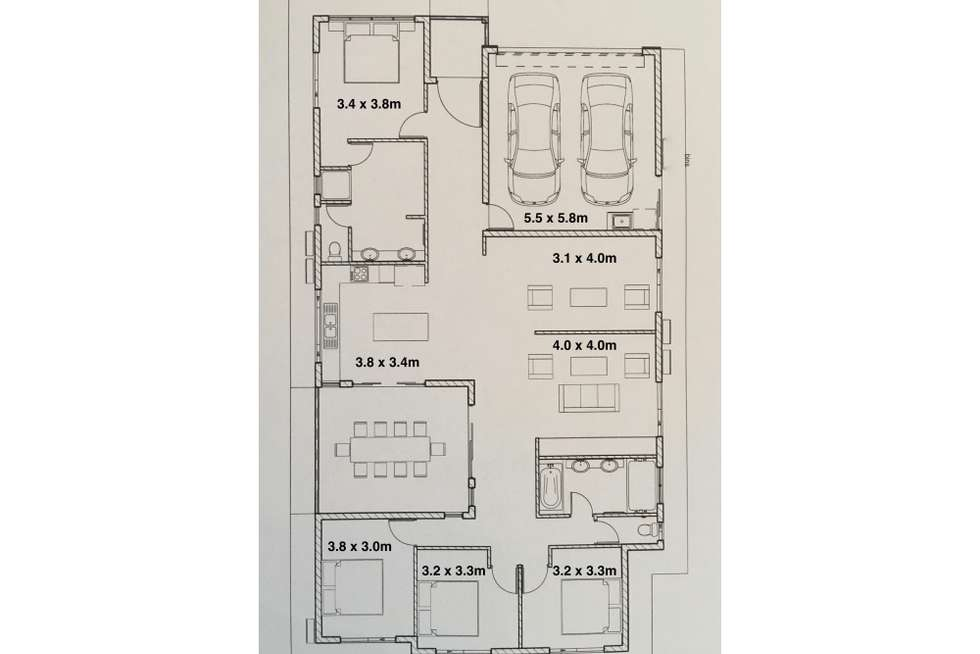 Floorplan of Homely house listing, 40 Withnall Circuit, Muirhead NT 810