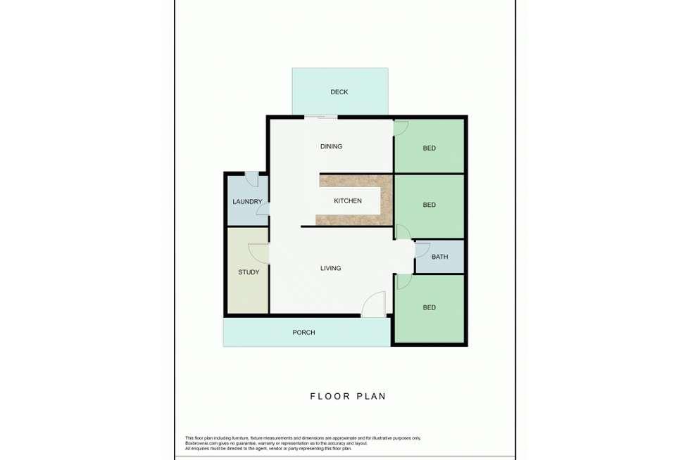 Floorplan of Homely house listing, 5 Eden Street, Marayong NSW 2148