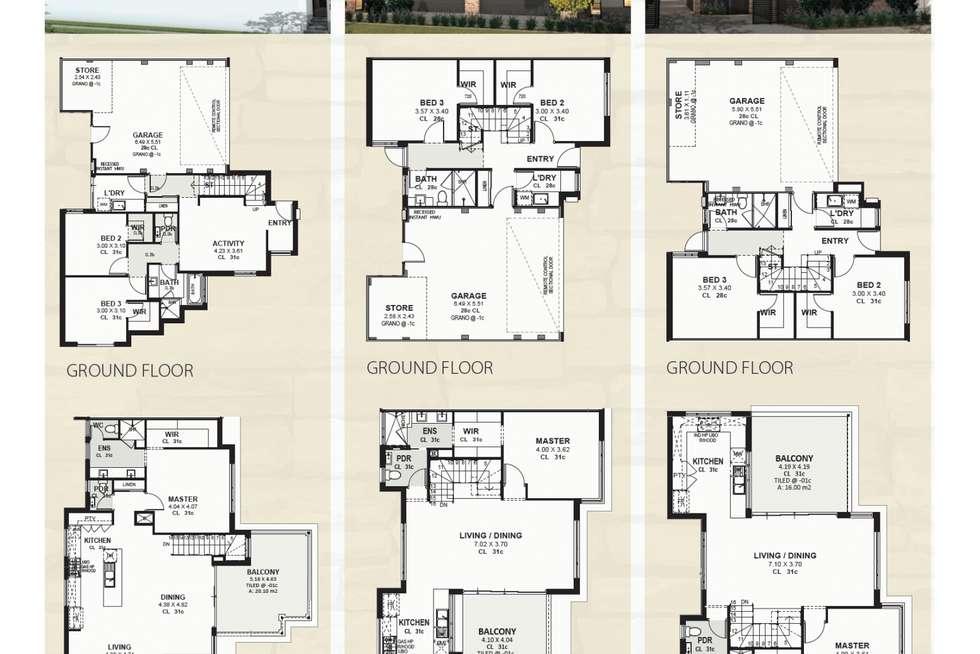 Floorplan of Homely house listing, 275 Walcott Street, North Perth WA 6006