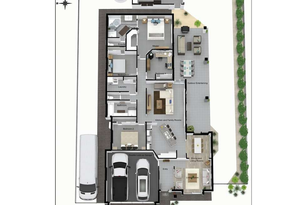 Floorplan of Homely house listing, 6 Whale Circuit, Bargara QLD 4670