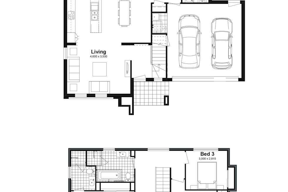 Floorplan of Homely house listing, Lot 31 Longerenong Avenue, Box Hill NSW 2765