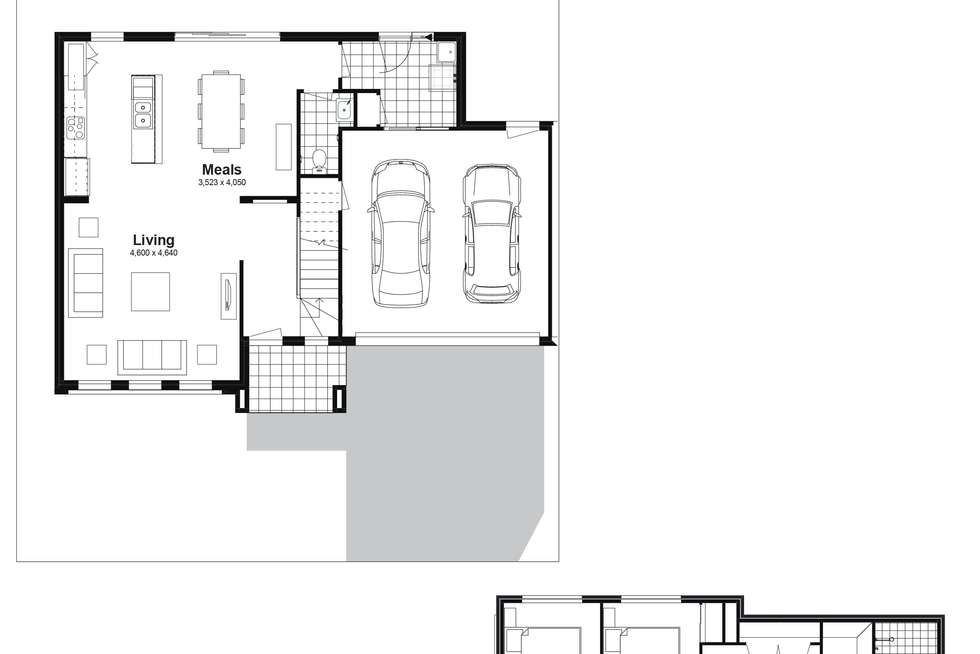 Floorplan of Homely house listing, Lot 29 Brahman Road, Box Hill NSW 2765