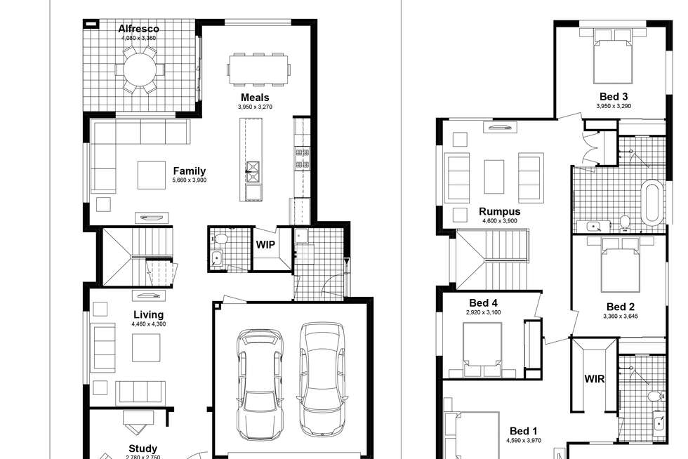 Floorplan of Homely house listing, Lot 202 Tansey  Street, Woongarrah NSW 2259