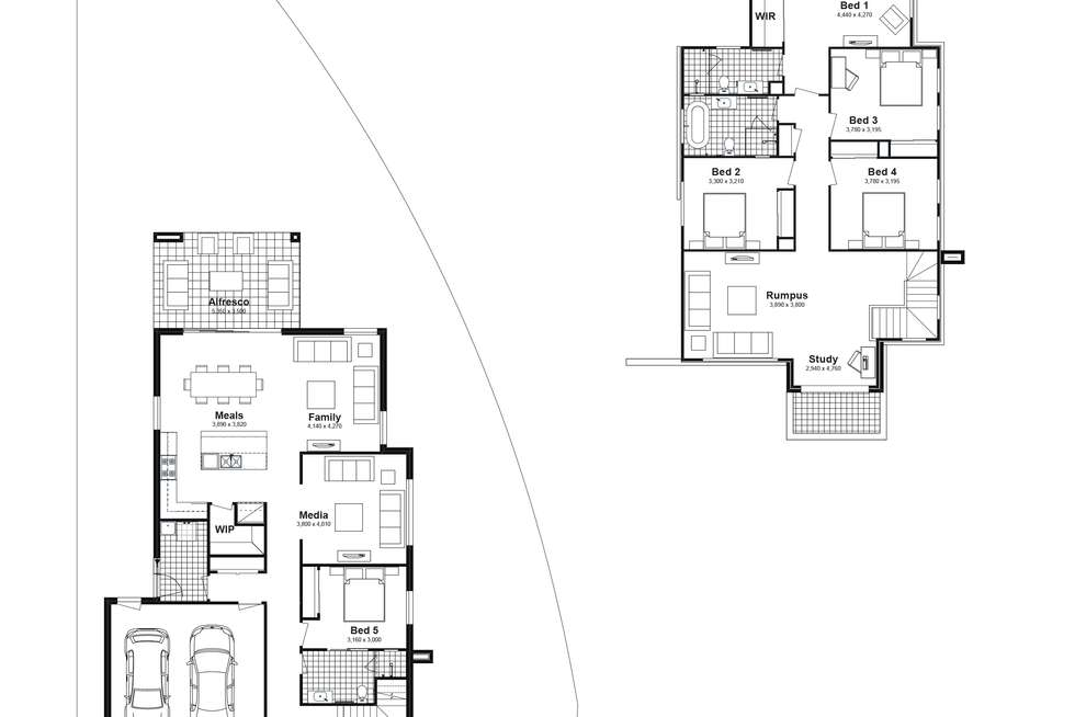 Floorplan of Homely house listing, Lot 807 Balmoral Parade, Tullimbar NSW 2527