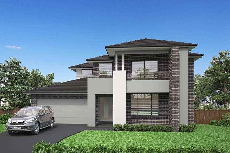 Floorplan of Homely house listing, Lot 619 Caldwell Avenue, Edmondson Park NSW 2174