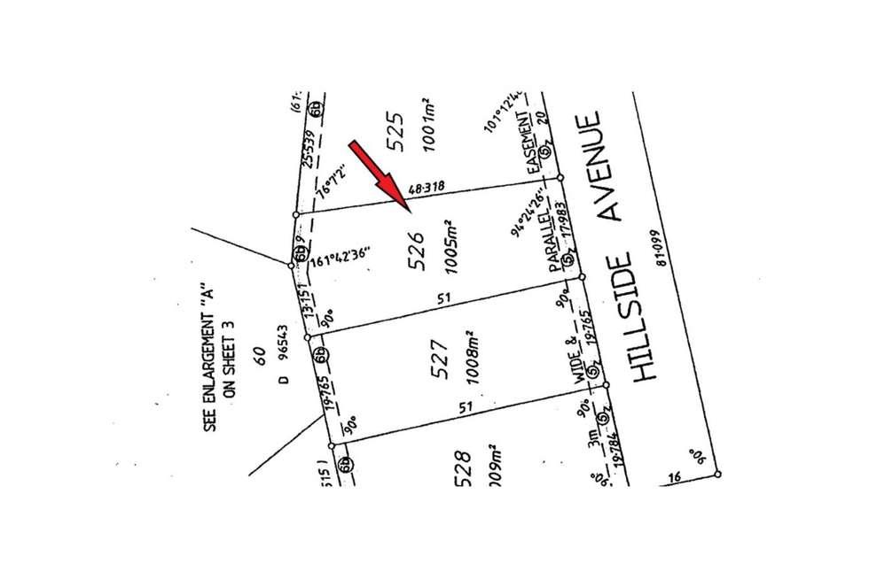 Floorplan of Homely house listing, 6 Hillside Avenue, Margaret River WA 6285