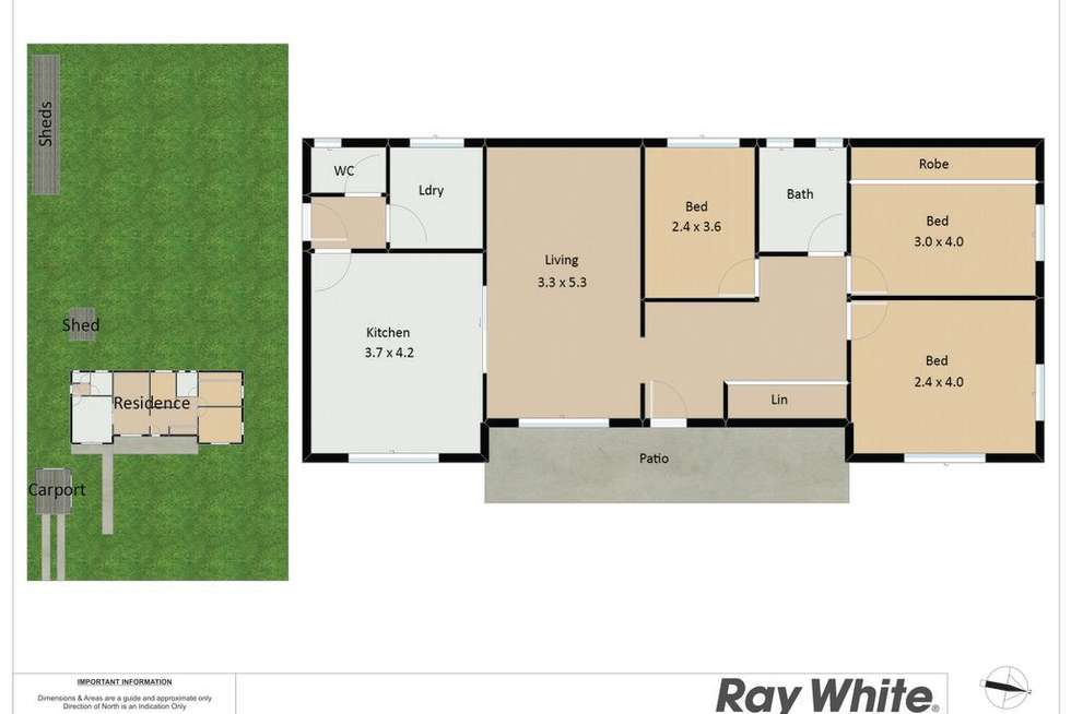 Floorplan of Homely house listing, 108 Cardiff Road, Elermore Vale NSW 2287