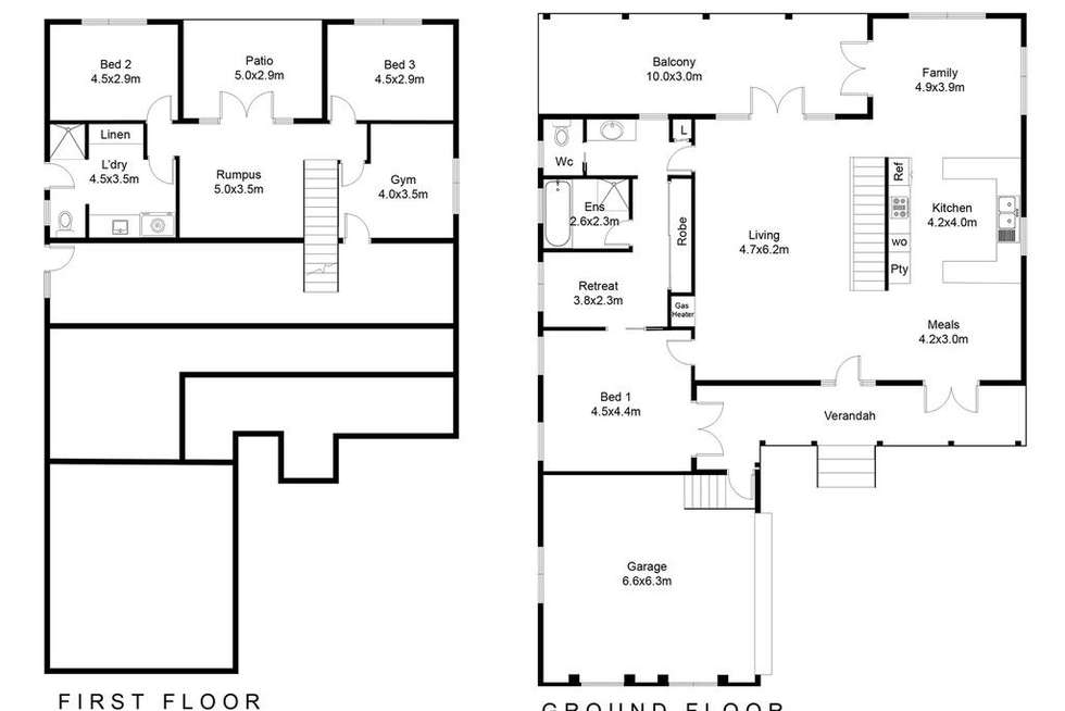 Floorplan of Homely house listing, 5 Crangan Bay Drive, Nords Wharf NSW 2281