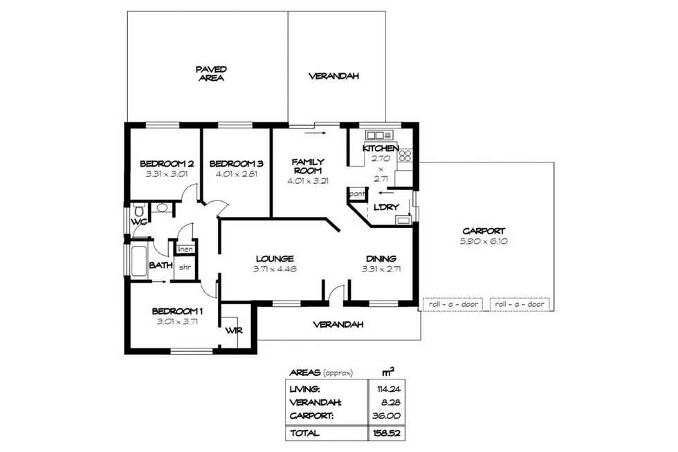 Floorplan of Homely house listing, 27B Prince Street, Alberton SA 5014