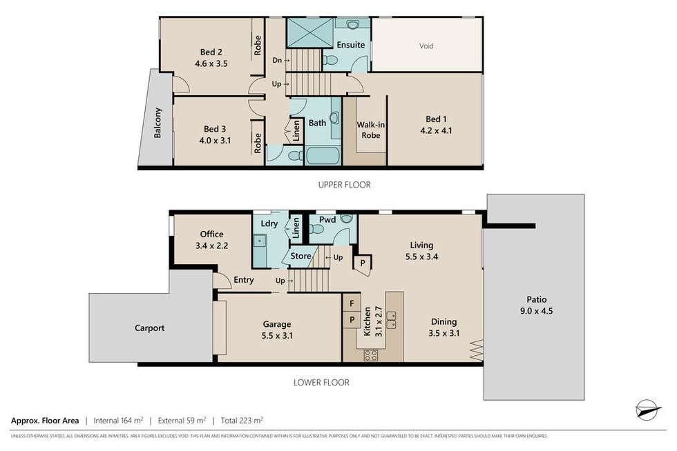 Floorplan of Homely house listing, 17 Cricket Street, Petrie Terrace QLD 4000