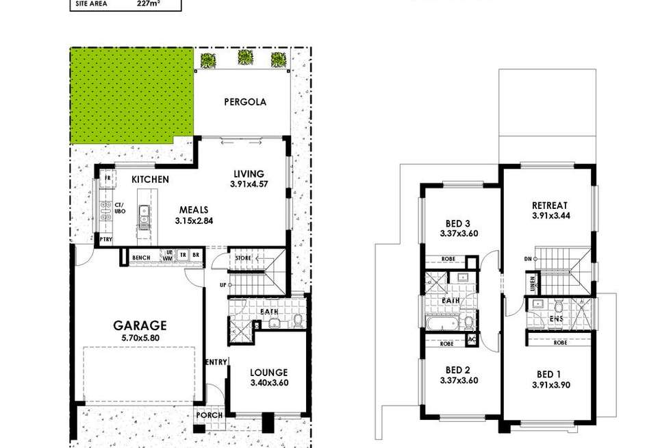 Floorplan of Homely house listing, 74 Castle Street, South Plympton SA 5038