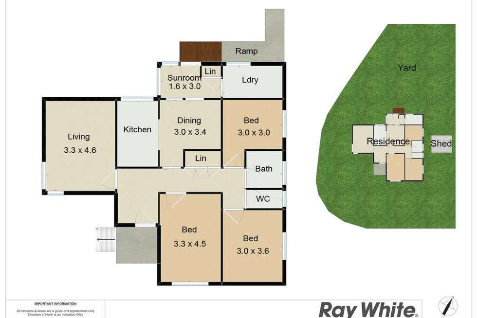 Floorplan of Homely house listing, 46 Curry Street, Wallsend NSW 2287