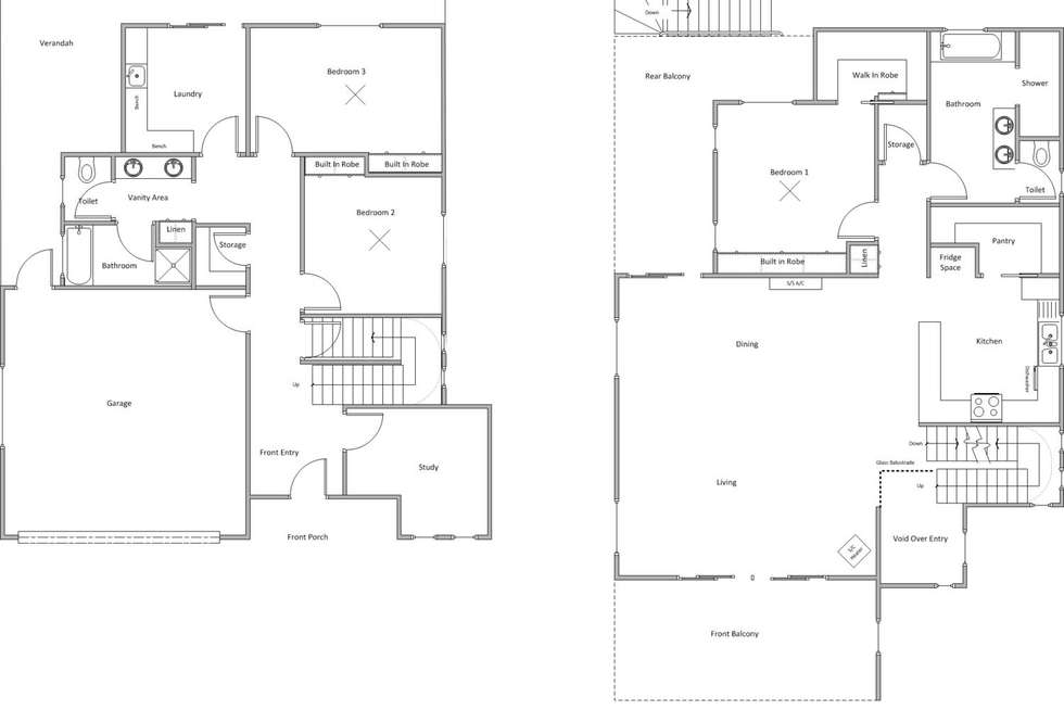 Floorplan of Homely house listing, 5 Fielding Street, Edithburgh SA 5583