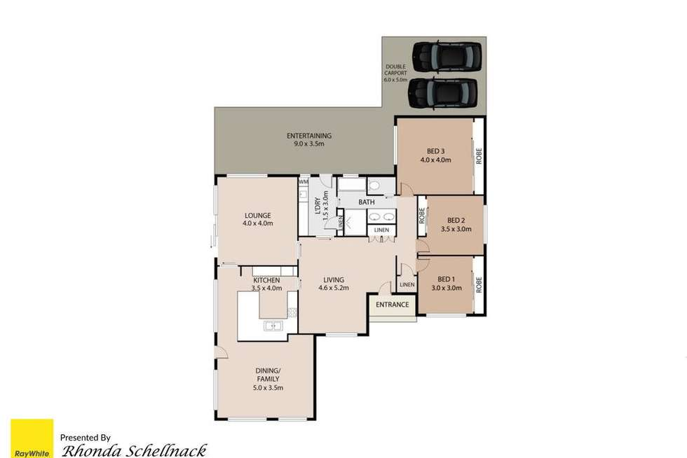 Floorplan of Homely house listing, 987a Castlereagh Road, Castlereagh NSW 2749