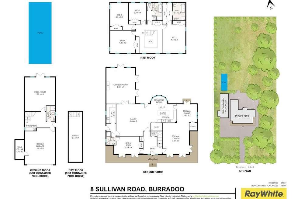 Floorplan of Homely house listing, 8 Sullivan Road, Burradoo NSW 2576