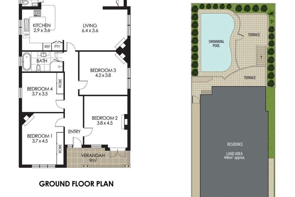 Floorplan of Homely house listing, 49 Reynolds Street, Cremorne NSW 2090