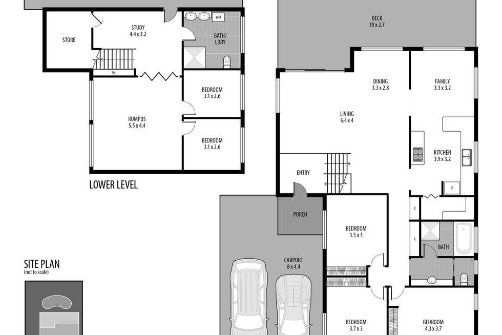Floorplan of Homely house listing, 29 Woy Woy Bay Road, Woy Woy Bay NSW 2256