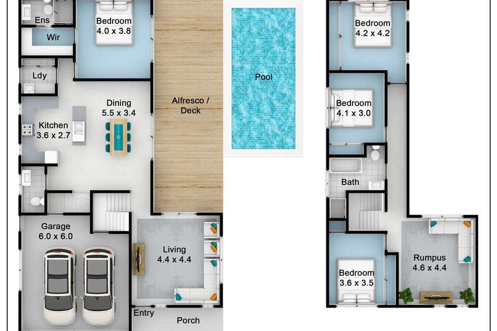 Floorplan of Homely house listing, 20 Wolseley Road, Mcgraths Hill NSW 2756