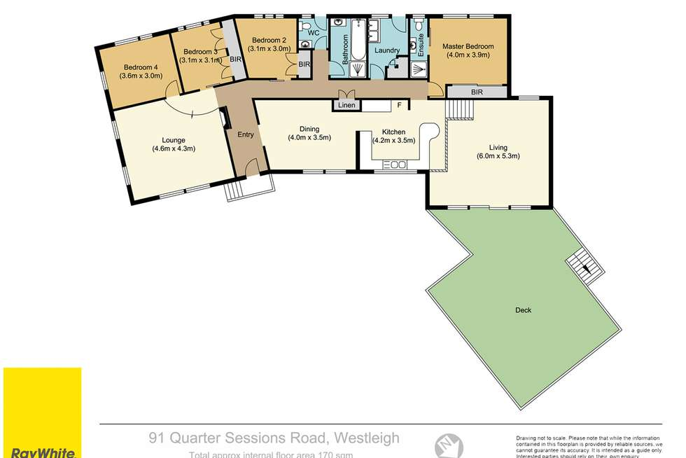 Floorplan of Homely house listing, 91 Quarter Sessions Road, Westleigh NSW 2120