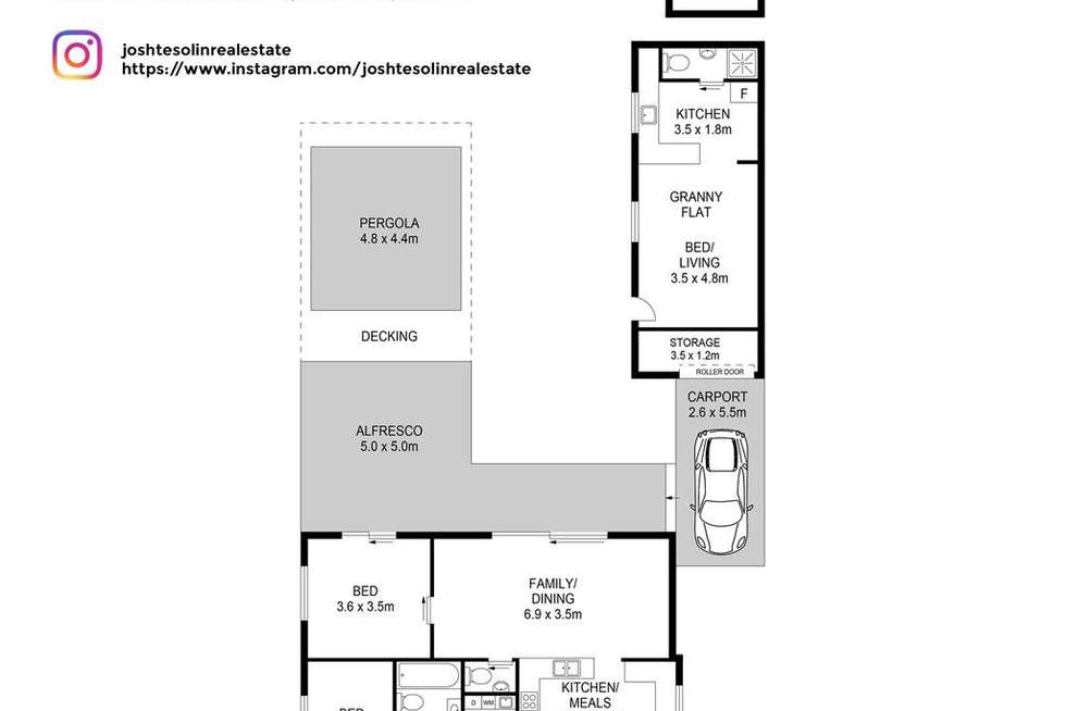 Floorplan of Homely house listing, 33 Shedworth Street, Marayong NSW 2148