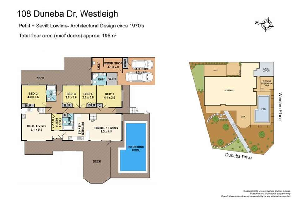 Floorplan of Homely house listing, 108 Duneba Drive, Westleigh NSW 2120