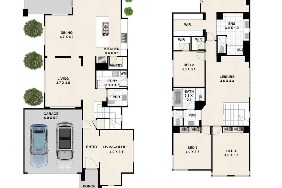 Floorplan of Homely house listing, 84 Cooper Crescent, Rochedale QLD 4123