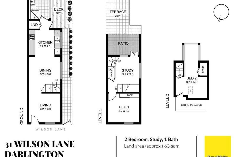 Floorplan of Homely house listing, 31 Wilson Lane, Darlington NSW 2008