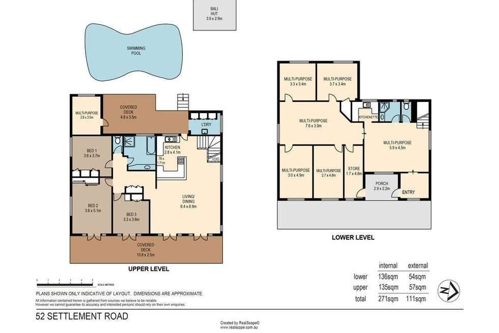Floorplan of Homely house listing, 52 Settlement Road, The Gap QLD 4061