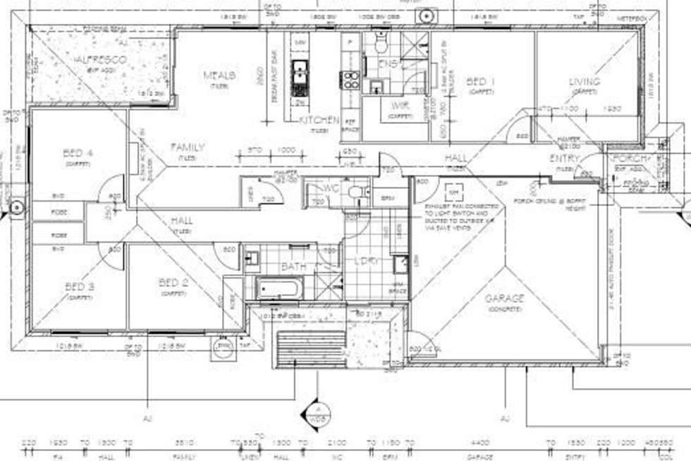 Floorplan of Homely house listing, 53 Willow Circuit, Yarrabilba QLD 4207