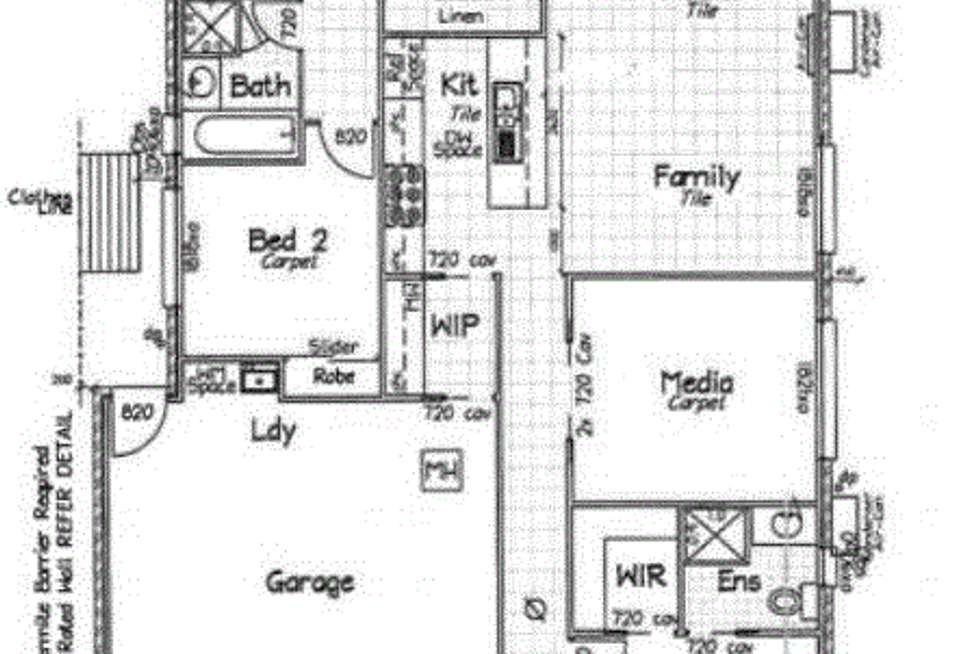 Floorplan of Homely house listing, 30 Wesley Road, Griffin QLD 4503