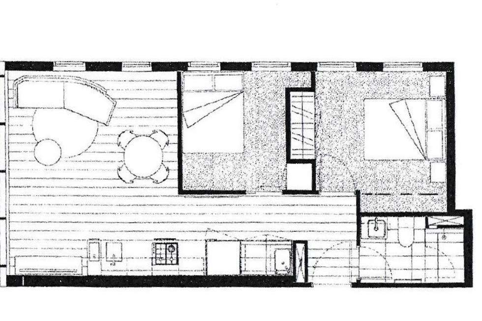 Floorplan of Homely house listing, 1204/58 Clarke Street, Southbank VIC 3006