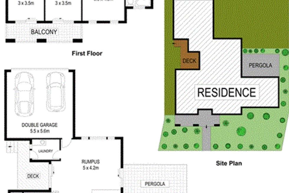 Floorplan of Homely house listing, 21 Newbury Avenue, Stanhope Gardens NSW 2768