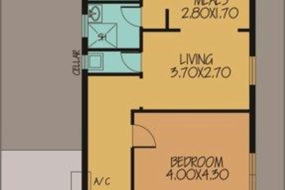 Floorplan of Homely house listing, 181 South Road, Mile End SA 5031