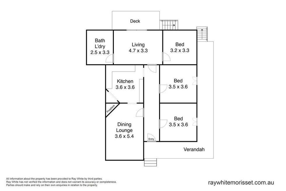 Floorplan of Homely house listing, 19 Dora Street, Morisset NSW 2264